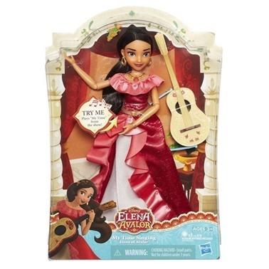 Disney Princess Disney Elena Of Avalor Şarkı Söyleyen Elena Renkli